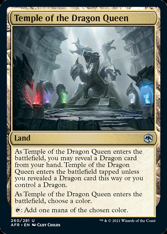 Temple of the Dragon Queen [AFR]