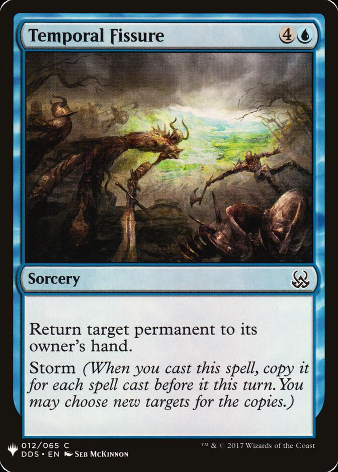 Temporal Fissure [MB1]