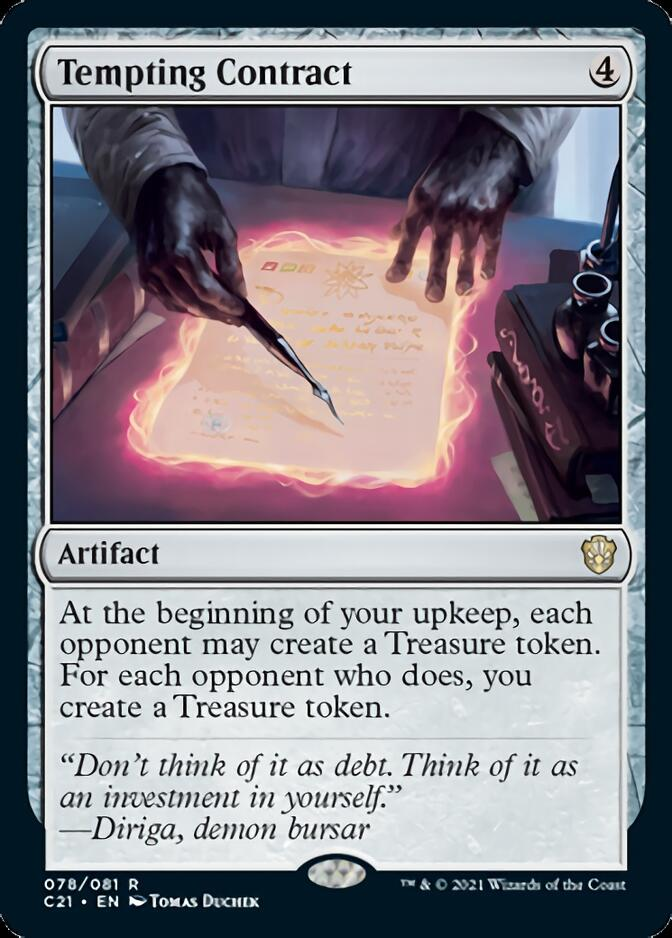 Tempting Contract [C21]