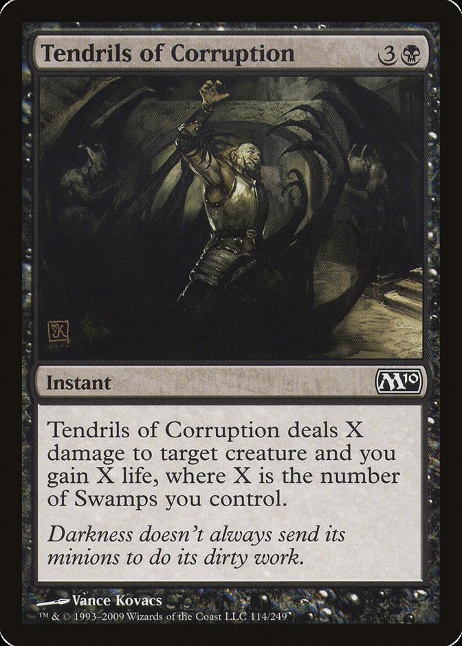Tendrils of Corruption [M10]