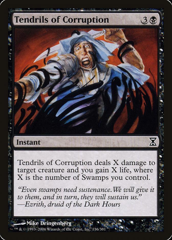 Tendrils of Corruption [TSP] (F)