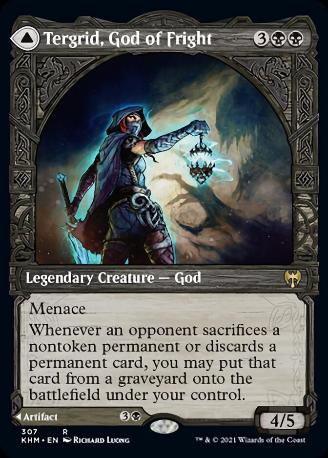 Tergrid, God of Fright <showcase> [KHM]