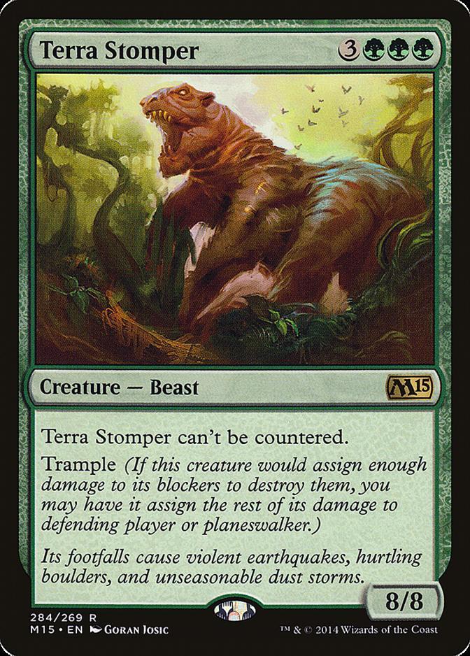 Terra Stomper [M15]
