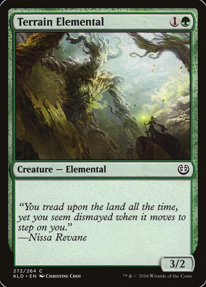 Terrain Elemental [KLD]