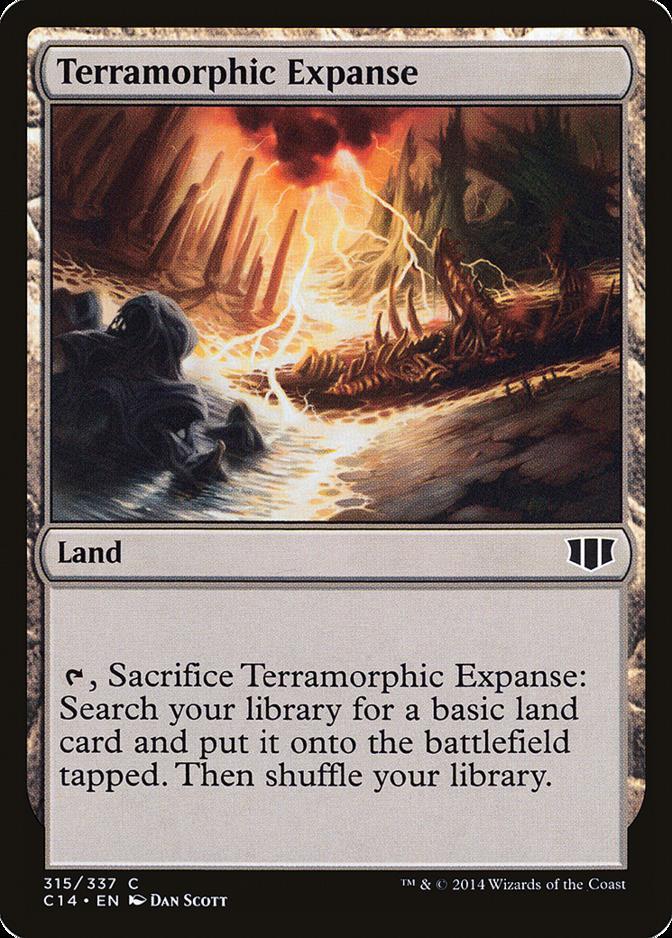 Terramorphic Expanse [C14]