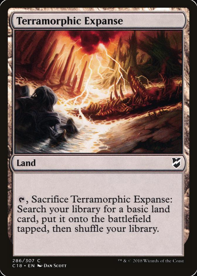 Terramorphic Expanse [C18]