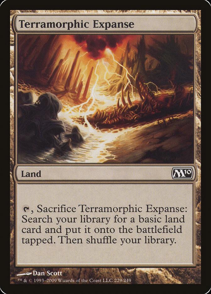 Terramorphic Expanse [M10] (F)