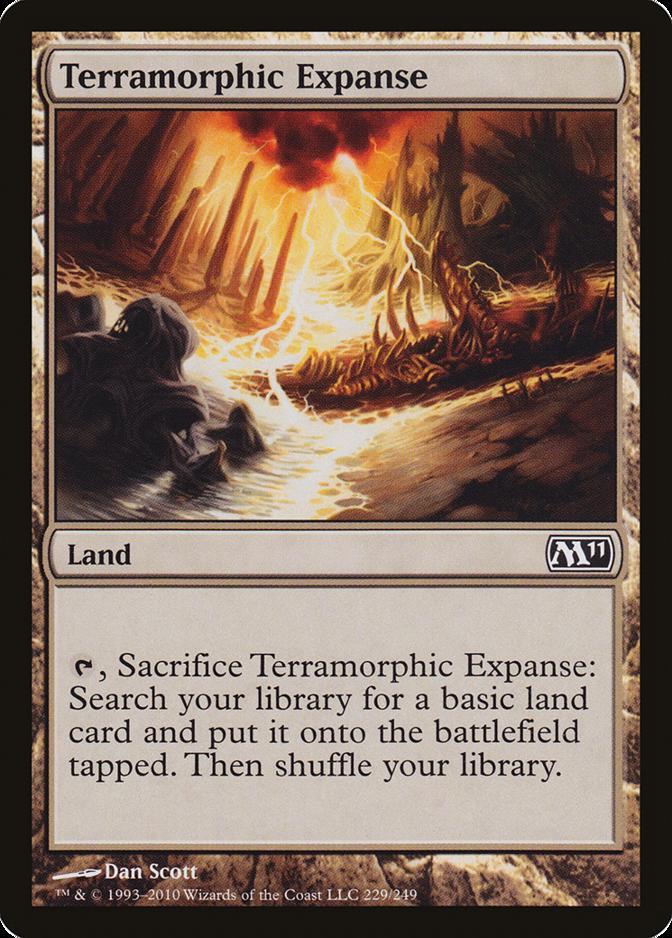 Terramorphic Expanse [M11] (F)