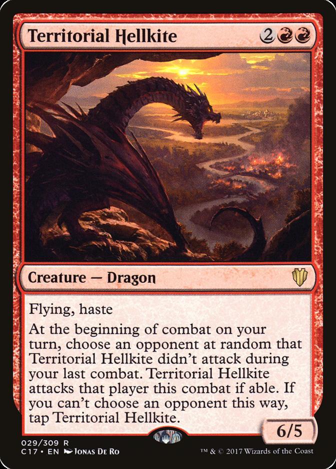 Territorial Hellkite [C17]