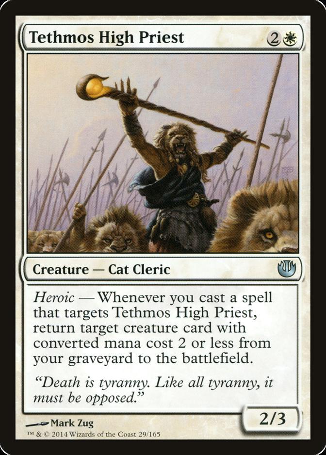 Tethmos High Priest [JOU]