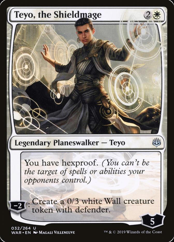 Teyo, the Shieldmage [WAR]