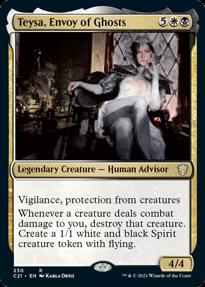 Teysa, Envoy of Ghosts [C21]