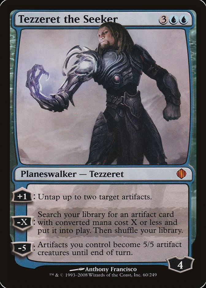 Tezzeret the Seeker [ALA]