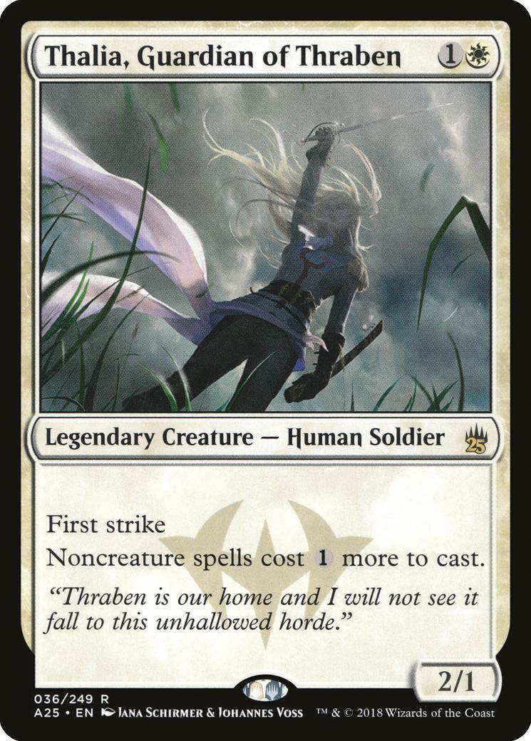 Thalia, Guardian of Thraben [A25]