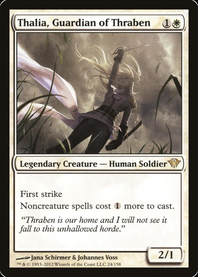 Thalia, Guardian of Thraben [DKA]