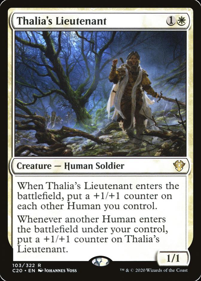 Thalia's Lieutenant [C20]