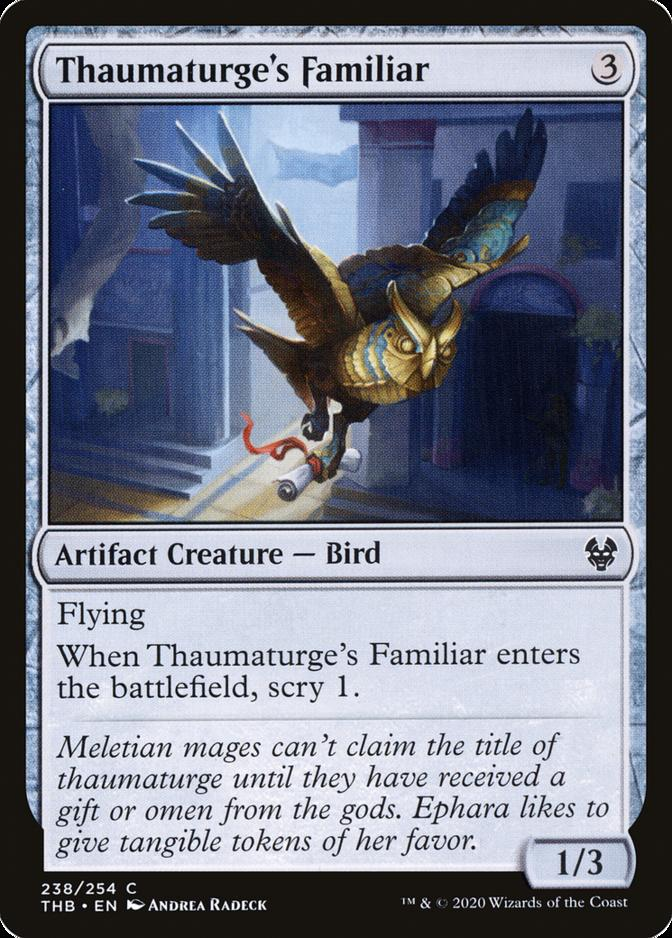 Thaumaturge's Familiar [THB]