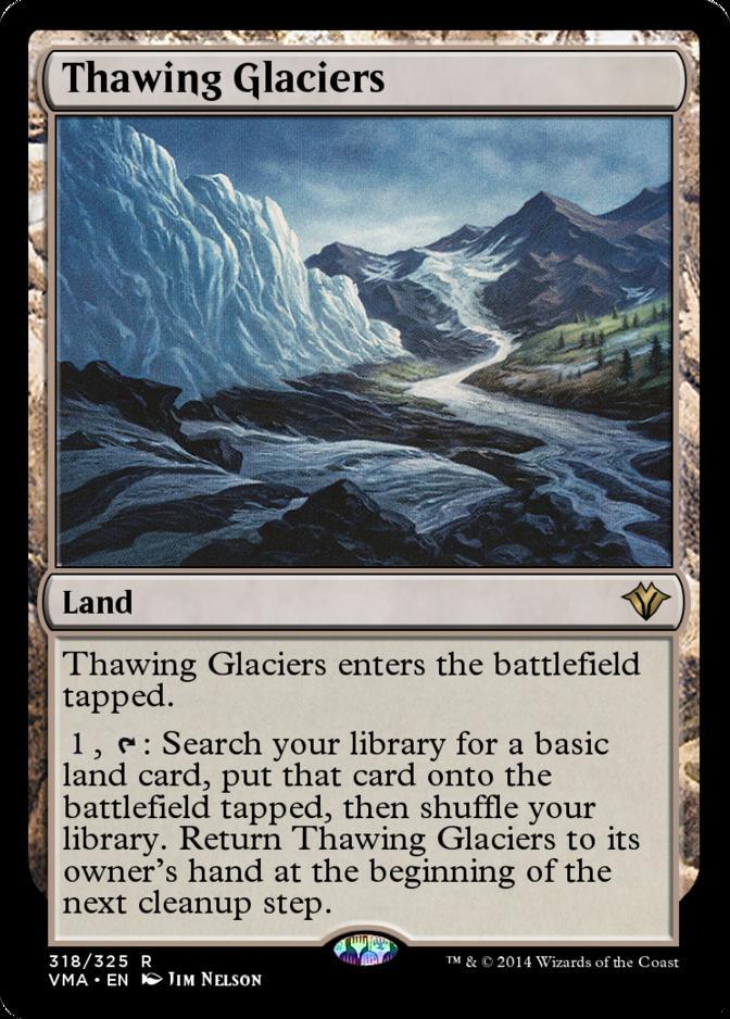 Thawing Glaciers [VMA]