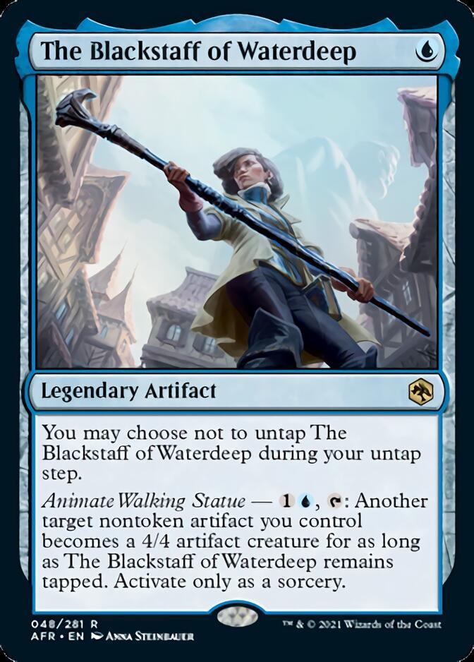 The Blackstaff of Waterdeep [AFR]