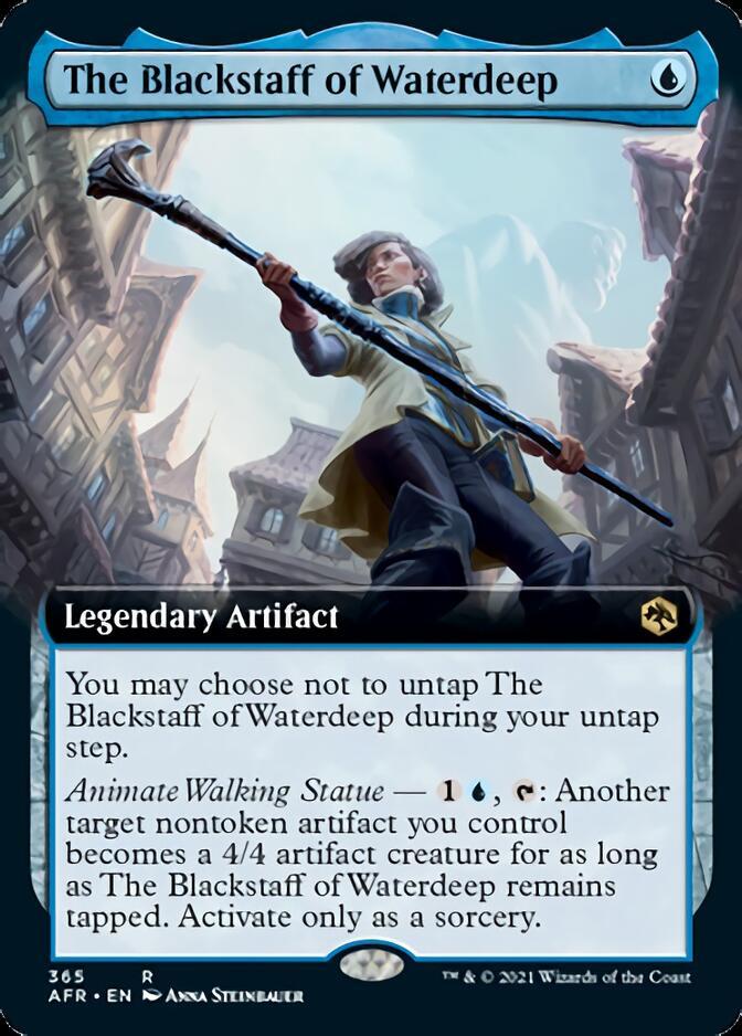 The Blackstaff of Waterdeep <extended> [AFR]