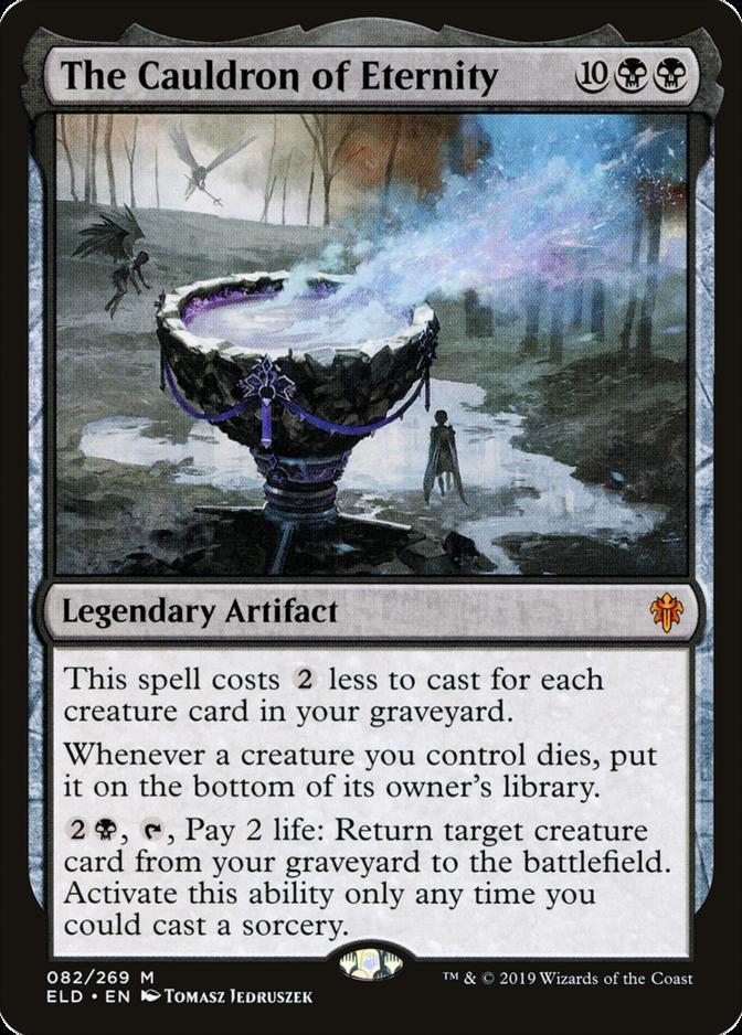 The Cauldron of Eternity [ELD]