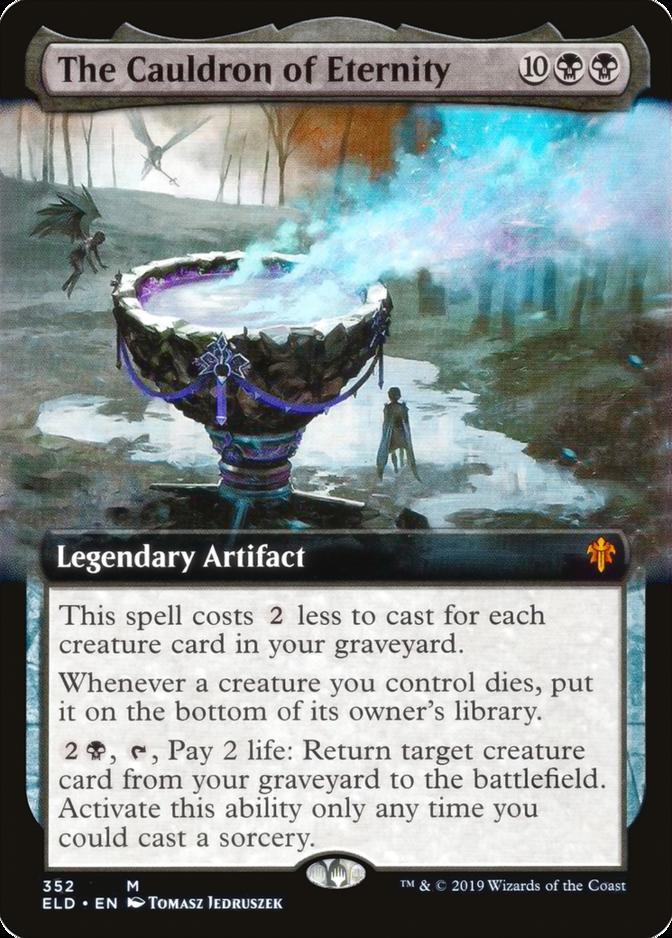 The Cauldron of Eternity [PELD]