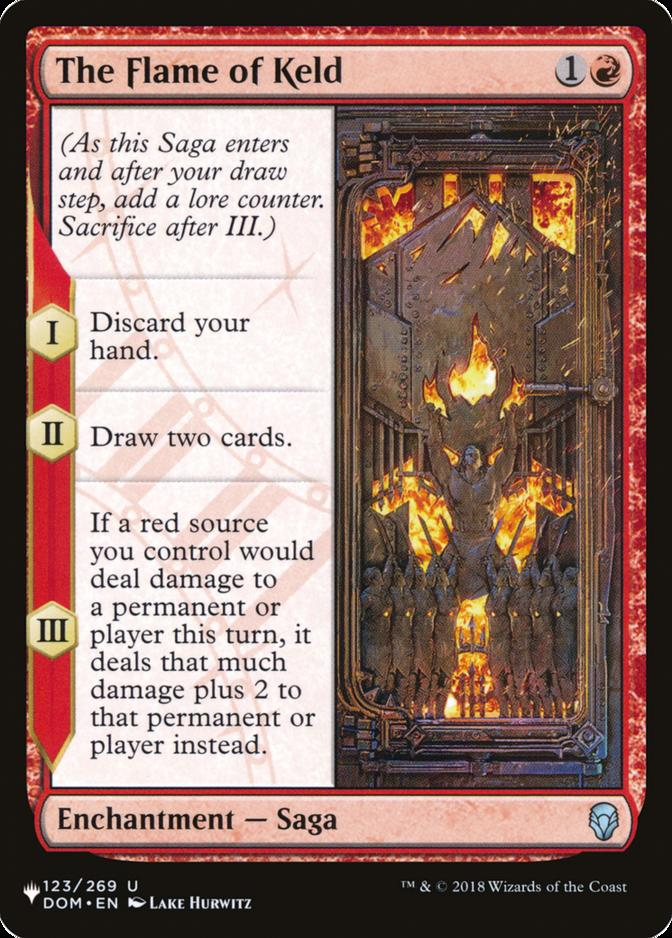 The Flame of Keld [PLIST]