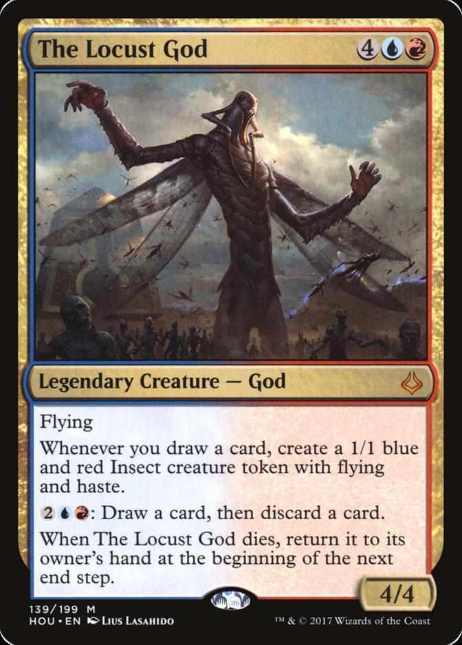 The Locust God [HOU]