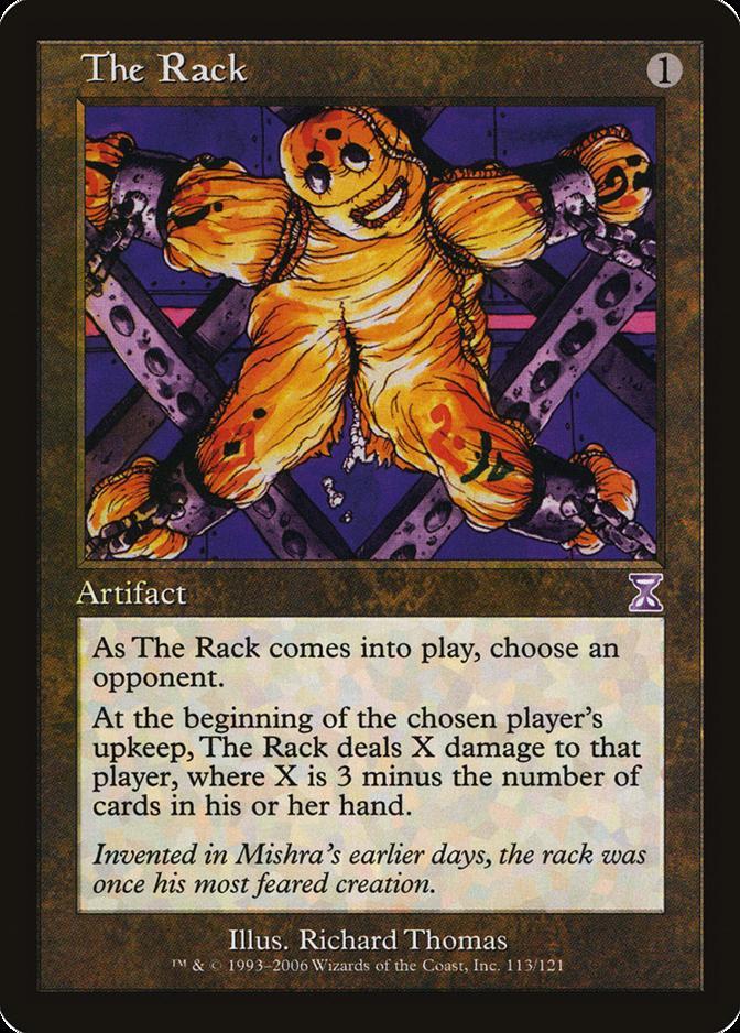 The Rack [TSB]