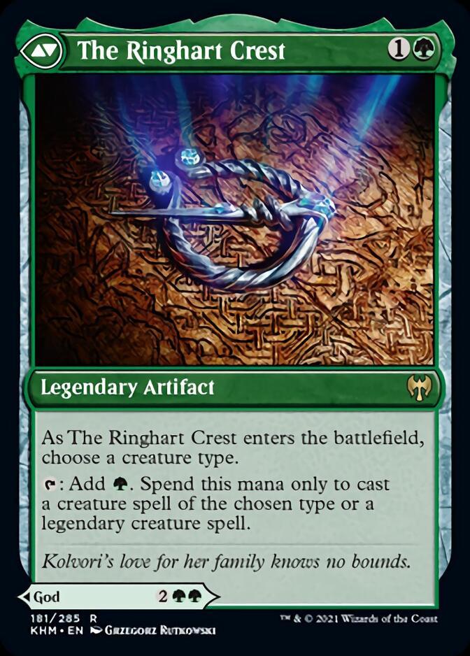 The Ringhart Crest [KHM]
