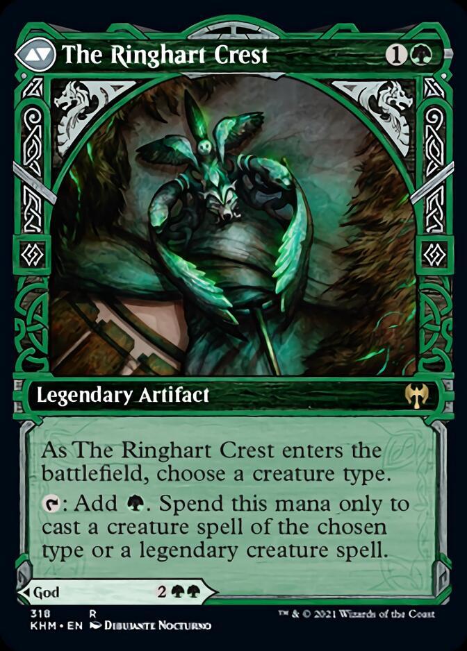 The Ringhart Crest <showcase> [KHM]