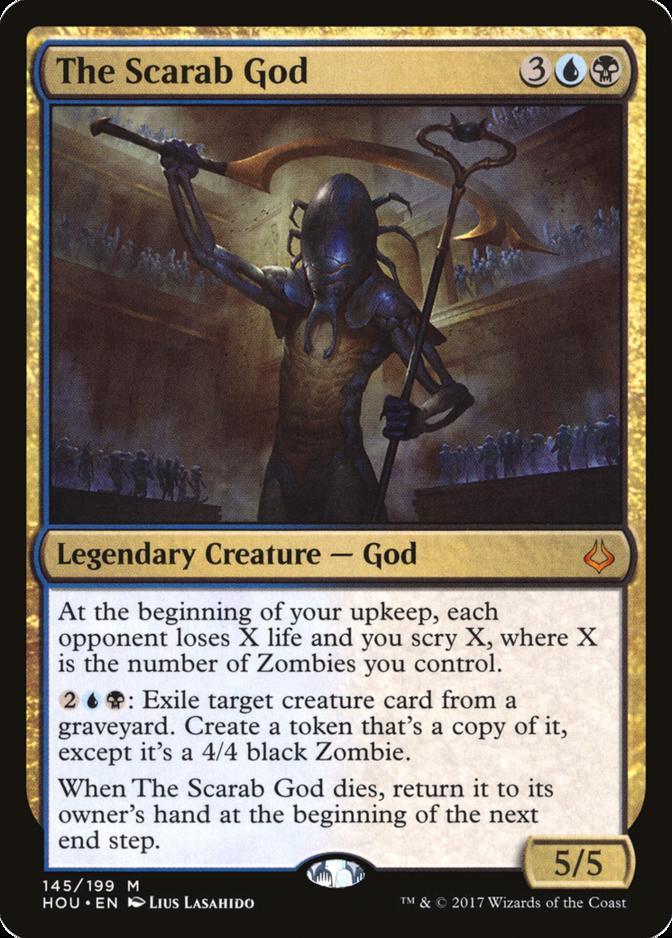 The Scarab God [HOU]