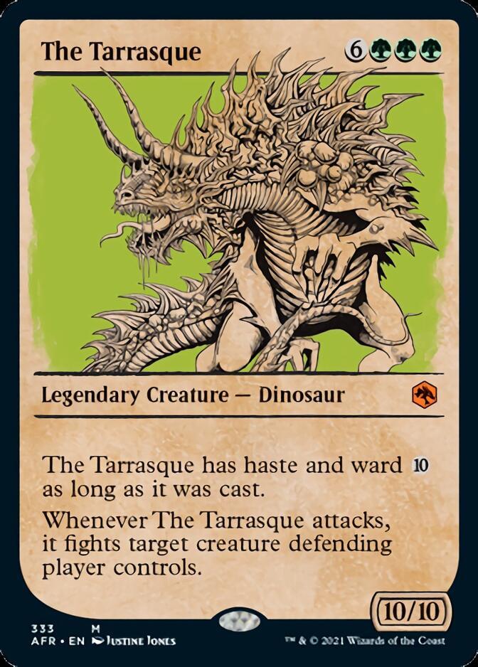 The Tarrasque <showcase> [AFR]