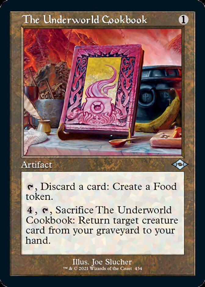 The Underworld Cookbook <retro> [MH2]