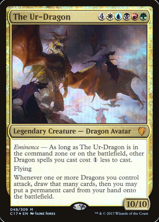 The Ur-Dragon [C17] (F)
