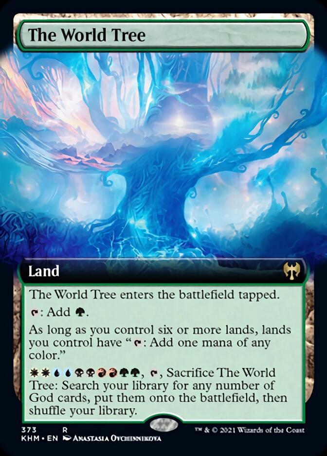 The World Tree <extended> [KHM]