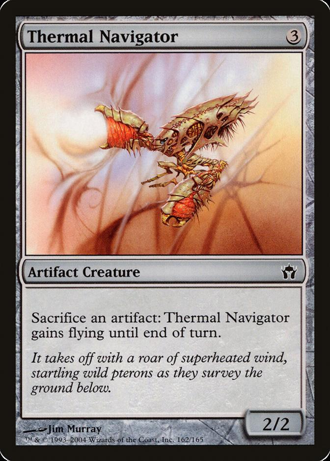 Thermal Navigator [5DN]