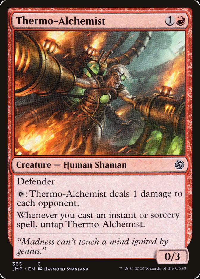 Thermo-Alchemist [JMP]