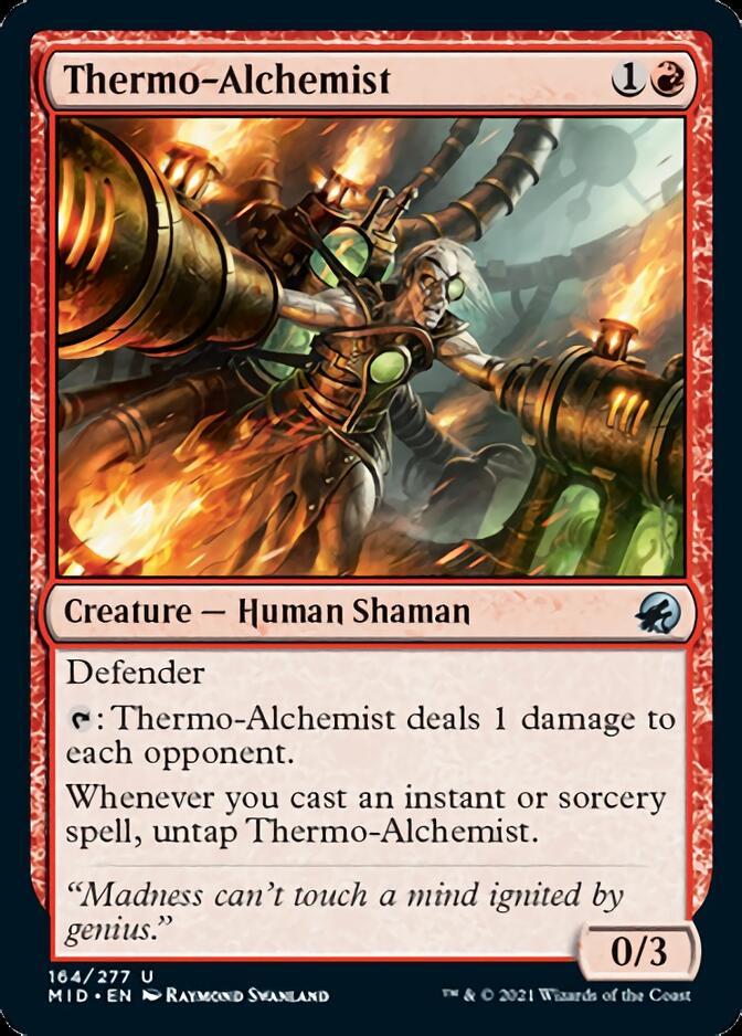 Thermo-Alchemist [MID]
