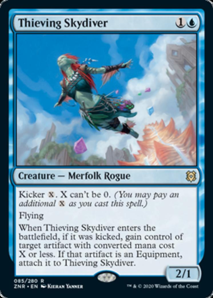 Thieving Skydiver [ZNR]