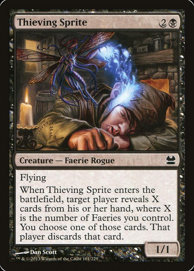 Thieving Sprite [MMA]