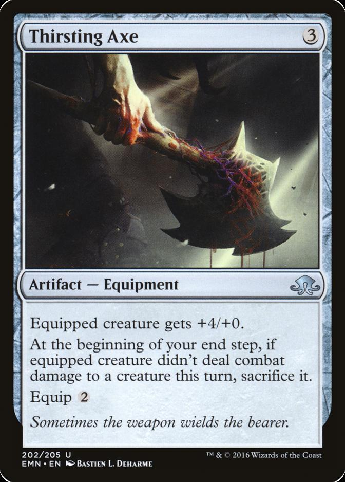 Thirsting Axe [EMN]