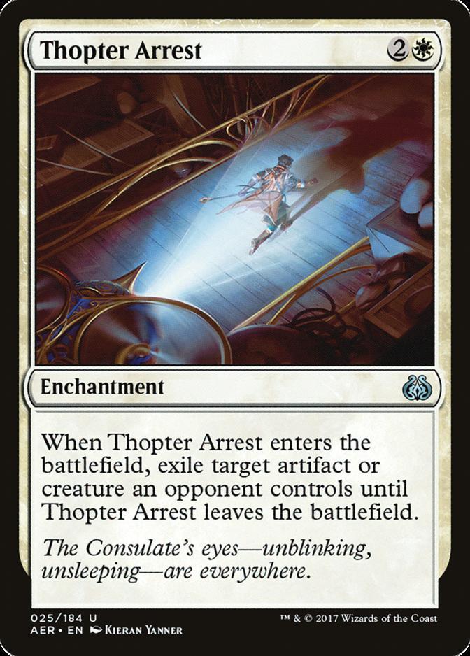 Thopter Arrest [AER]