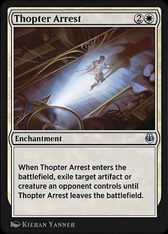Thopter Arrest [KLR]