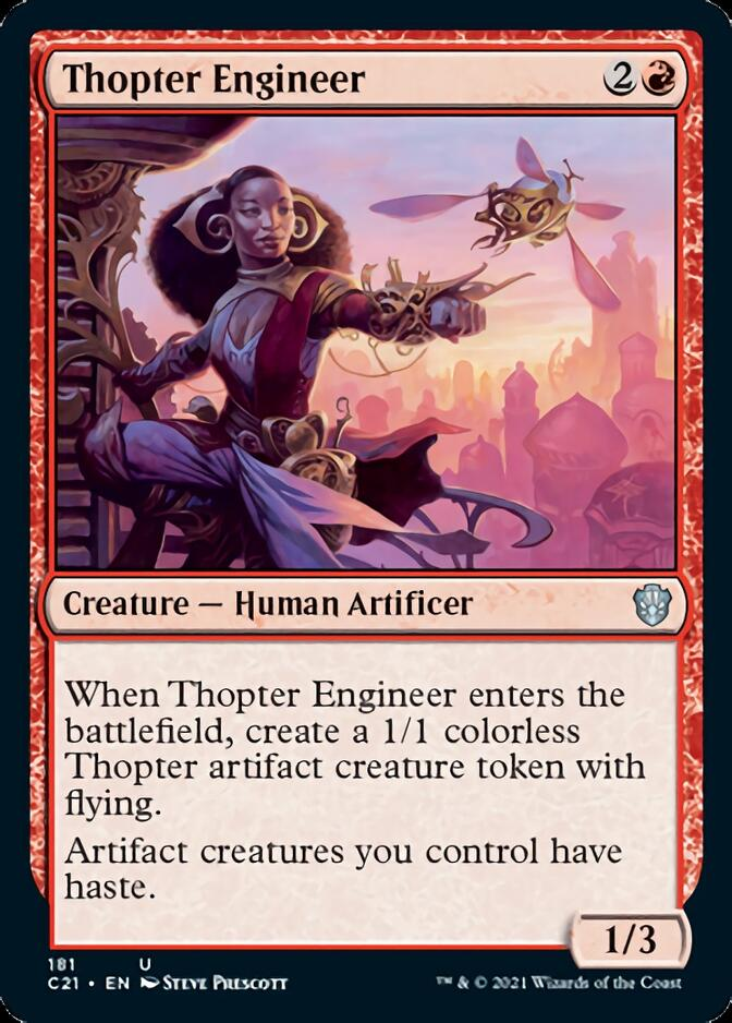 Thopter Engineer [C21]