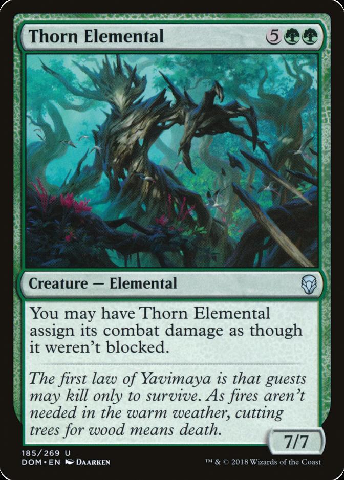 Thorn Elemental [DOM]
