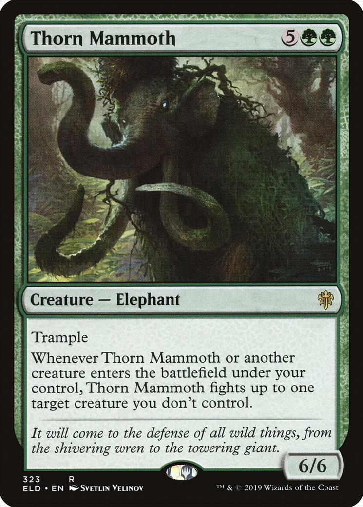 Thorn Mammoth [ELD]