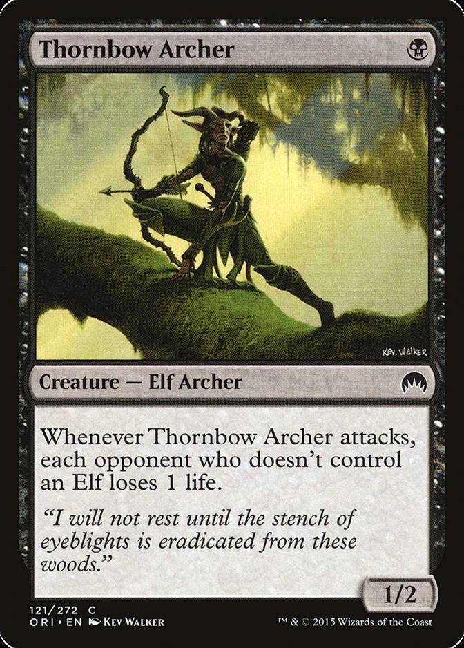 Thornbow Archer [ORI]