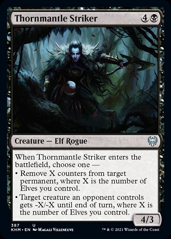 Thornmantle Striker [KHM]