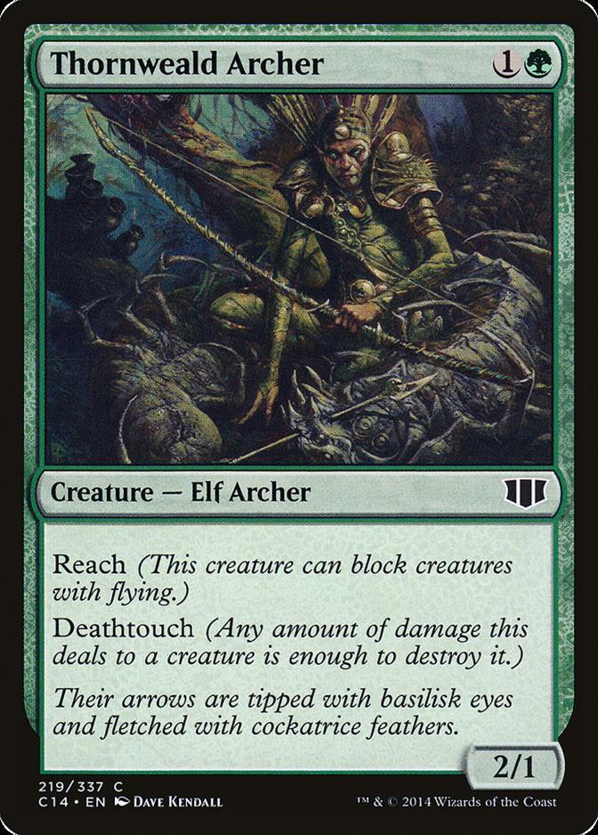 Thornweald Archer [C14] (F)
